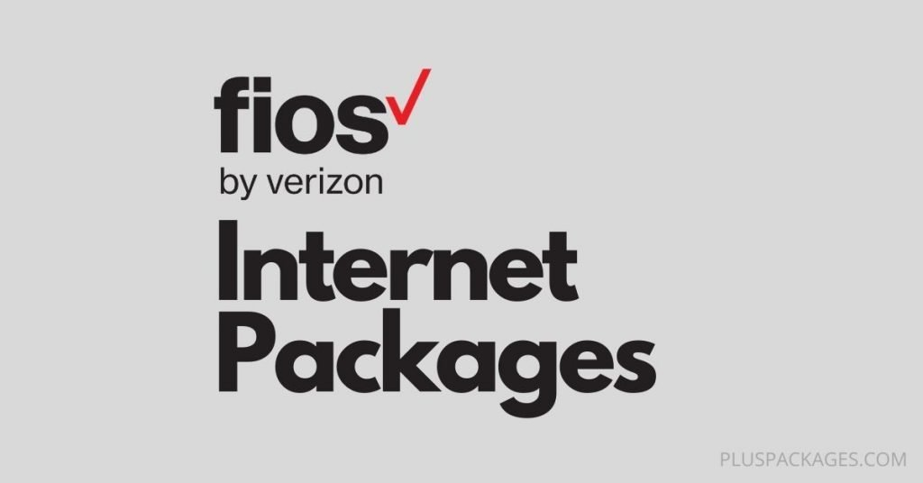 Fios Internet Packages